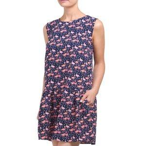 Cynthia Rowley Flamingo Dress